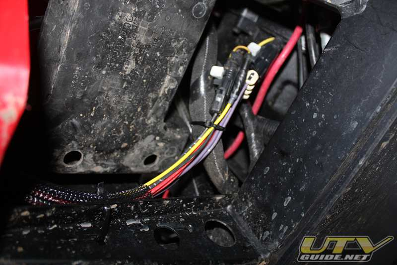 Kawasaki Bayou Battery Wiring Relocating The Voltage Regulator Page 6 Polaris Rzr