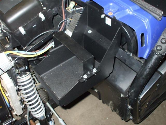 2009 Yamaha Rhino Fuse Box Under Hood Battery Tray For Yamaha Rhino 700 Efi Utv Guide