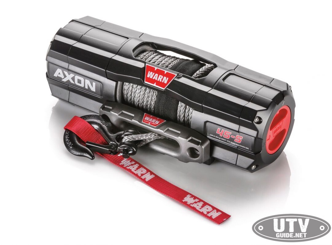 hight resolution of warn axon winch