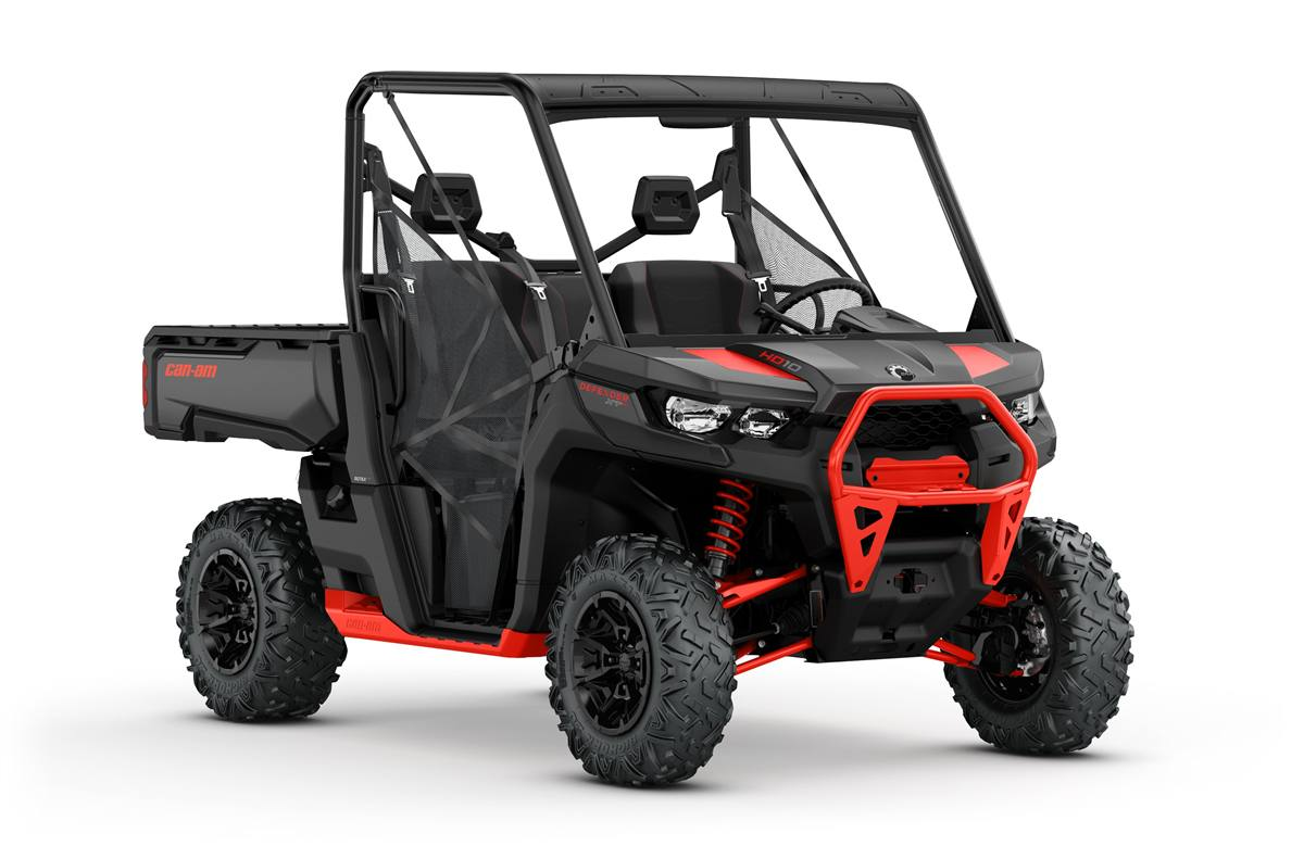 hight resolution of can am defender xt p hd10