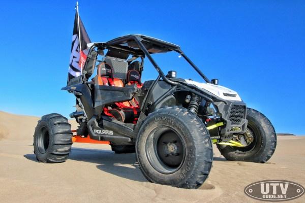 Polaris Employee Build' Two Wheel Drive