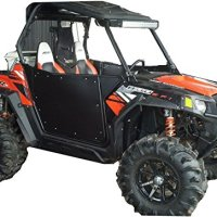 Bear Claw V2 Black Doors for Polaris RZR