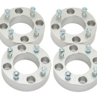 "(4) 2.0"" 4/137 4x137 Wheel Spacers - Kawasaki Bayou Prairie Brute Force Mule ATV UTV"