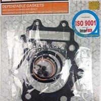 Top End Gasket Kit Set Suzuki Eiger 400 2x4 4x4 Auto 2002 2003 2004 2005 2006 2007