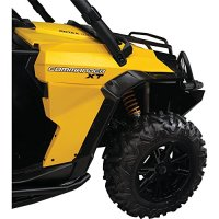 OEM Can-Am Commander & Commander MAX Fender Flares Extension Kit - 715001013 or 715002451