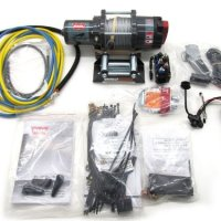 Arctic Cat WARN 2006-2013 Prowler 3,000 LB Winch Kit HDX XT XTZ XTX - 1436-327