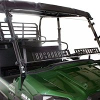 Mule PRO-FXT Venting Windshield with Hardcoat