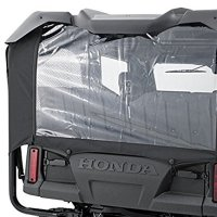HONDA PIONEER 1000 5P FABRIC REAR PANEL 0SR95-HL4-211B