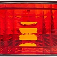 Yamaha OEM Tail Light Lens Fits 2002 & Newer Grizzly, Big Bear, Bruin, Kodiak, Wolverine, Rhino, Viking