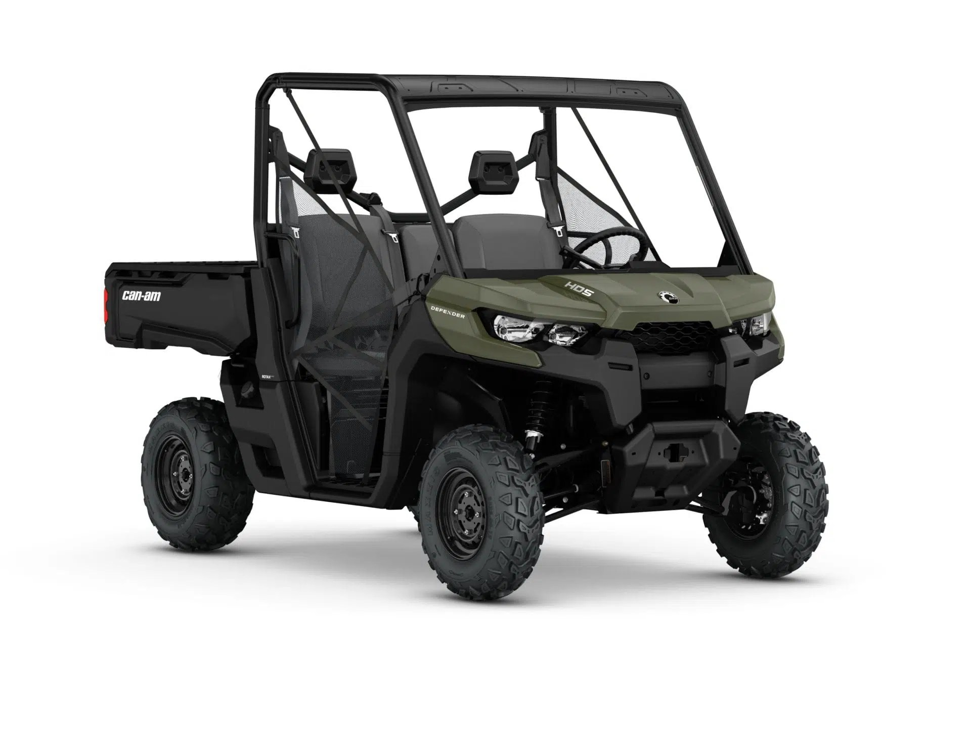 hight resolution of 2017 can am defender hd5 front
