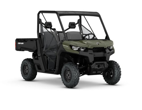 small resolution of 2017 can am defender hd5 front