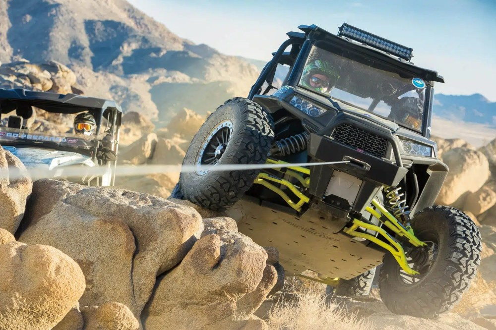 medium resolution of two new powersports winches from warn industries