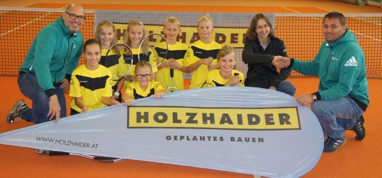 Neue Dress von der Firma Holzaider Bau GmbH