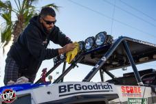 Jagged X Racing cleaning up KCHiLites at 2018 Baja 1000