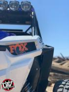 Jagged X Racing joins forces with FOX