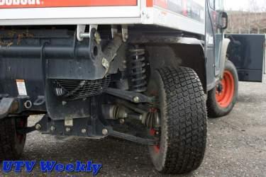 Bobcat Toolcat 5600 All Wheel Steer