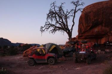 Toroweap Campground