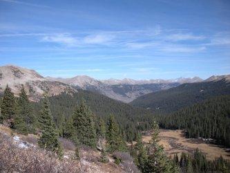 Hancock Pass Trail