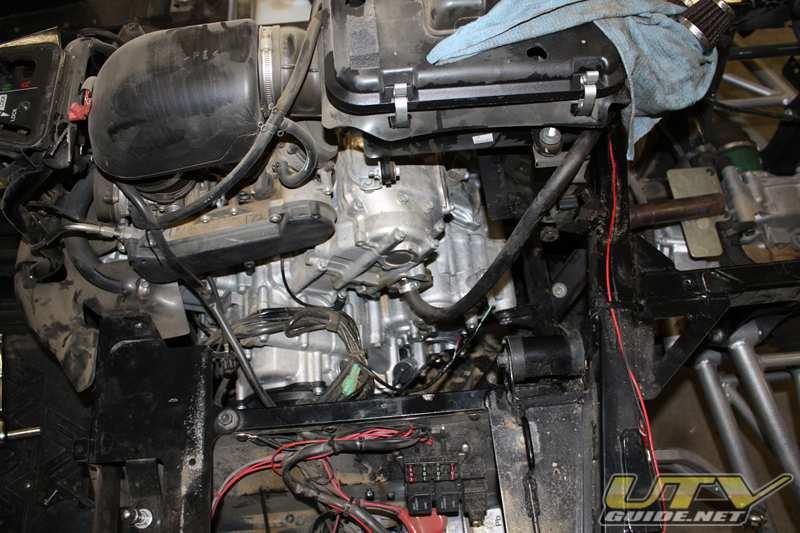 2015 Focus Passenger Fuse Box Kawasaki Teryx Dual Exhaust With Whisper Cores From Muzzys