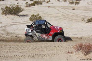 Pit Bull Tires King of the Hammers UTV Race  - Brandon Schueler