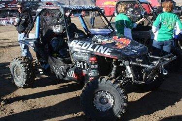 Pit Bull Tires King of the Hammers UTV Race - Redline Riot
