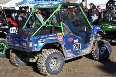 Pit Bull Tires King of the Hammers UTV Race