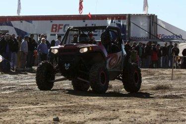 Pit Bull Tires King of the Hammers UTV Race - Polaris RZR