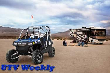 2010 Polaris RZR 4 - Robby Gordon Edition