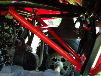 Racer Tech Polaris RZR 170 Brace