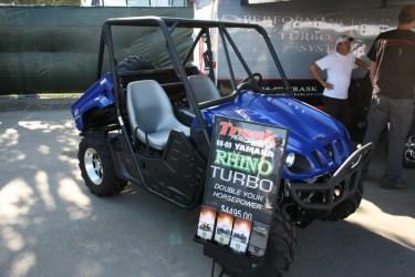 Turbo Yamaha Rhino