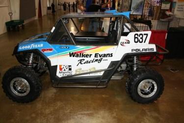 Walker Evans Racing Polaris RZR
