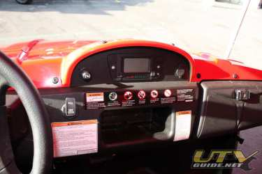 Kymco UXV500