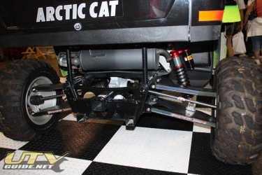Arctic Cat Prowler 700