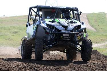 Monster Energy Kawasaki Teryx
