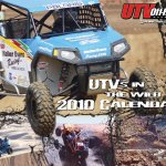 Just in Time for the Holidays – UTVs in the Wild 2010 Calendar