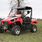 Holz Racing Products to offer new products for the Kawasaki Teryx