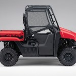 Honda announces 2011 Big Red MUV
