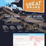 "Tekonsha Announces the ""GREAT BRAKE EXCHANGE"" Consumer Rebate"