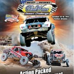 Best In The Desert Blue Water Desert Challenge October 14-16, Features Two Full Days of Racing, Plus $2,000 in Team Ford Pole Awards