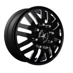 New Freedom 19.5-Inch Dually Wheel Available From American Force Wheels Inc.