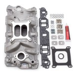 Edelbrock Introduces Intake Manifold Installation Kits For Small-Block Chevy