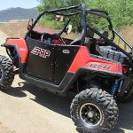 PRP's New Generation Of Polaris RZR Doors And Graphics