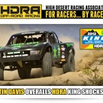 Speed and Strategy Key to King Shocks HDRA 250 Success
