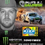 BJ Baldwin bounces back at the King Shocks HDRA 250