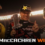 Last Lap Pass Drives MacCachren to Victory in SST Round No.4