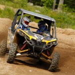 CAN-AM DS 450 PRO JOEL HETRICK SECOND AT MILLVILLE