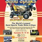 17th Annual Sand Sports Super Show This Weekend
