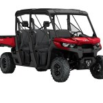 BRP'S NEW SIX-PASSENGER CAN-AM DEFENDER MAX FAMILY OF VEHICLES REIMAGINES THE UTILITY SIDE-BY-SIDE CATEGORY