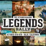 The Legends Rally Returns to Baja This October 6th-9th