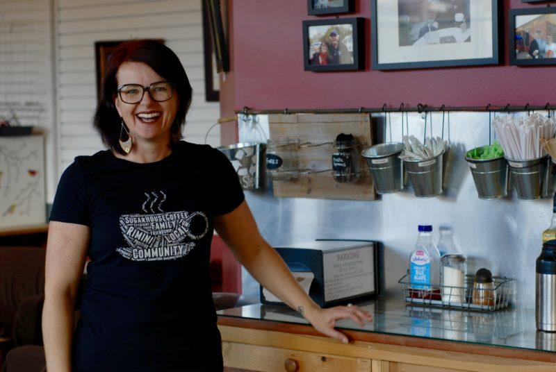 Emily Potts, Sugarhouse Coffee